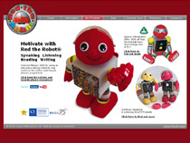 Red the Robot